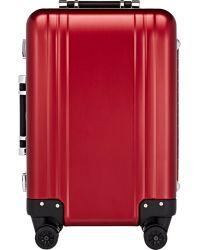 ZERO HALLIBURTON - Men's Aluminum Classic 22 Carry-on Spinner Luggage - Lyst