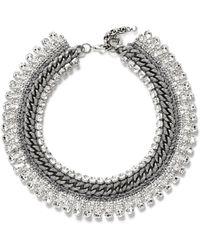 Venessa Arizaga - 'twinkle Twinkle' Necklace - Lyst