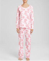 Carole Hochman - Full Bloom Pyjama Set - Lyst