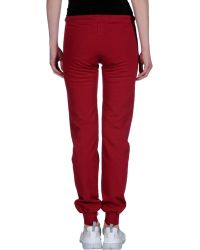 Franklin & Marshall Casual Trouser - Red