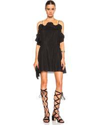 Thakoon Addition Crochet Border Dress - Lyst