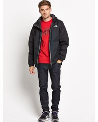The North Face Mens Quest Insulated Jacket - Lyst