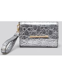 B Brian Atwood - Wristlet Tippy Embossed Convertible - Lyst