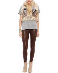 Elizabeth And James Robby Vest - Lyst