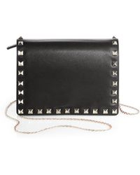 Valentino Rockstud Small Shoulder Bag - Lyst