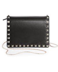 Valentino Rockstud Small Shoulder Bag - Lyst
