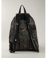 Givenchy Paisley Print Backpack - Lyst