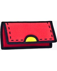 Jump From Paper Spotlight Purse Red - Lyst