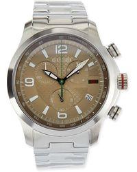 Gucci Gtimeless Xl Chrono Watch - Lyst