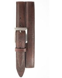 Will Leather Goods - Trapunto Feather Edge Belt - Lyst