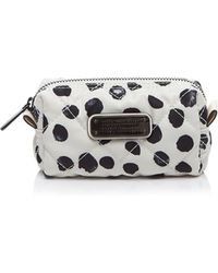 Marc By Marc Jacobs Cosmetic Case - Crosby Quilt Nylon Deelite Small - Lyst
