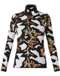 KENZO - Long Sleeve Sweater - Lyst