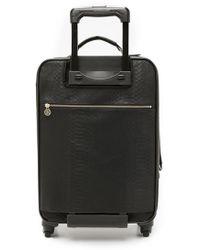 Day Birger Et Mikkelsen Day Snake Embossed Suitcase - Black - Lyst