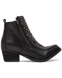 Jeffrey Campbell Sis Mercy Bootie - Lyst