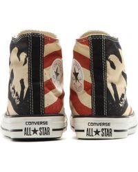 Converse Chuck Taylor All Star Hightops - Lyst