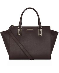 Boss Black Woman Maika Trapezoid Handbag - Lyst
