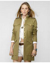 Denim & Supply Ralph Lauren - Military Walker Coat - Lyst
