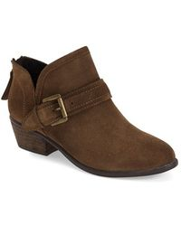 Steve Madden | Alanza Ankle Boots | Lyst