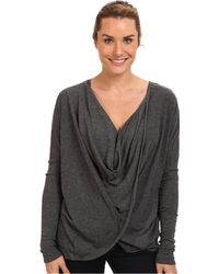 The North Face Gray Dual Wrap - Lyst