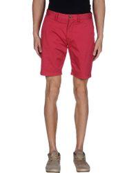Geox - Bermuda Shorts - Lyst