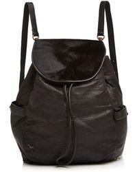 Liebeskind - Ida Calf Hair Backpack - Lyst
