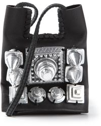 KTZ - Small Studded Pouch - Lyst