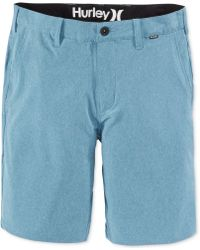 Hurley Phantom Boardwalk Hybrid Shorts - Lyst