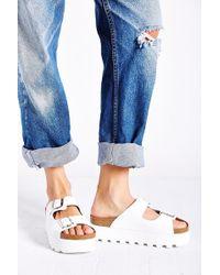 Sixtyseven   Lisa Platform Sandal   Lyst