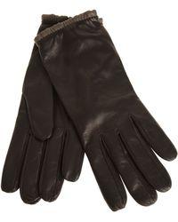 Imoni - Leather Glove - Lyst