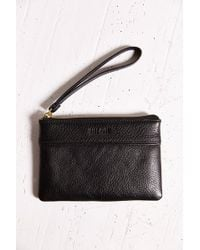 Hare + Hart Pocket Pouch - Black