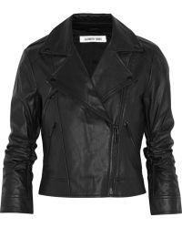 Elizabeth And James Erwan Leather Jacket - Lyst