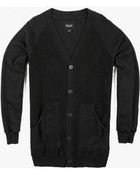 Drifter Advent Sweater black - Lyst
