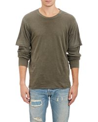Bliss and Mischief - Men's Layered Rapp T-shirt - Lyst