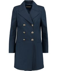 Emilio Pucci - Cappotto Cotton-blend Twill Coat - Lyst