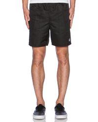 Stussy Black Tribe Shorts - Lyst