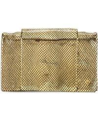 Halston Heritage | Wallet-on-Chain Cross Body Bag | Lyst