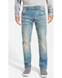G-Star RAW Men'S 'Radar' Slim Tapered Fit Jeans - Lyst