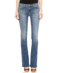 J Brand Betty Bootcut Jeans - Disclosure - Lyst