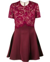 Lover Liberty Skating Dress red - Lyst