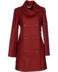 Alysi Coat - Lyst