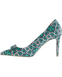 J.Crew Collection Everly Printed Pumps - Lyst