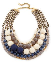 David Aubrey - Rae Necklace - Lyst