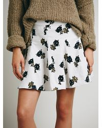 Free People Good Day Sunshine Mini - Lyst