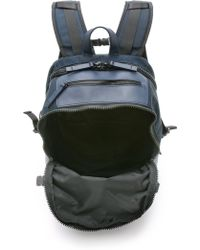 One By Minimal Tech Backpack - Indigo - Blue