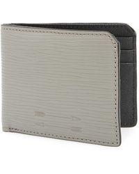 Ben Minkoff - Embossed Leather Wallet - Lyst