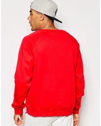 Cheats & Thieves Cheats & Theives Sweatshirt - Red