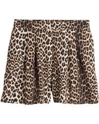 H&M Shorts High Waist - Lyst