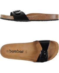 Bamboo - Sandals - Lyst
