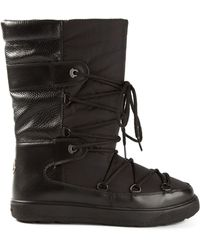 Moncler Fanny Snow Boots - Lyst