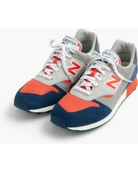 J.Crew New Balance Trailbuster Sneakers multicolor - Lyst